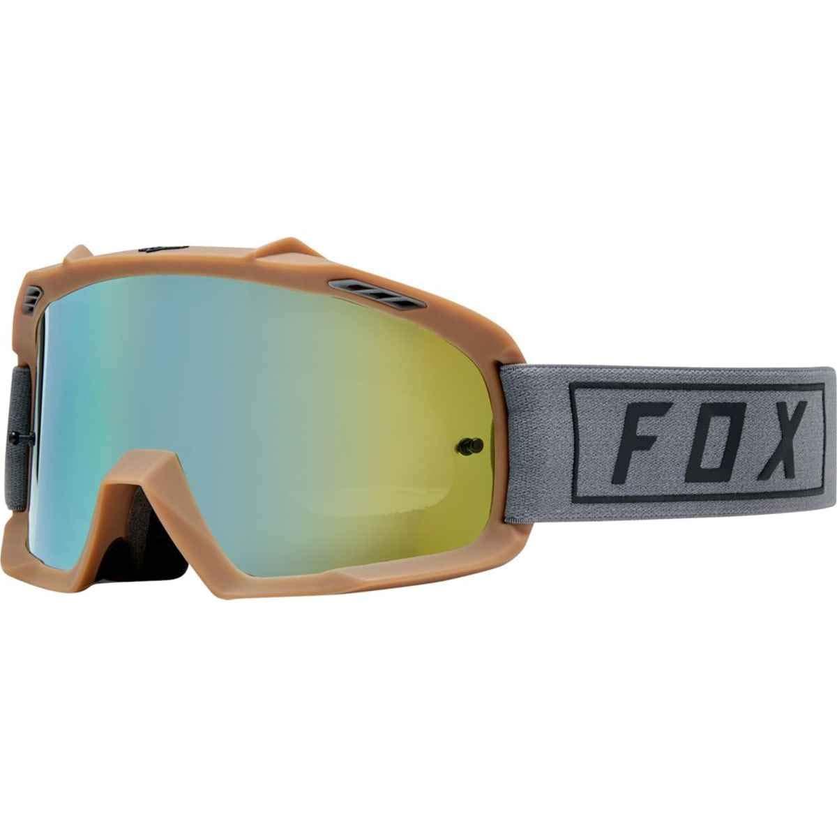 glass Chrome Spark Fox Gogle Junior Air Space Gasoline Pink