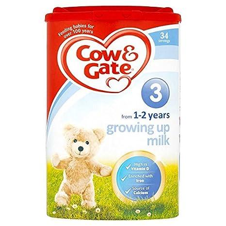Cow & Gate 3 leche de crecimiento a partir de 1-2 años 900g (