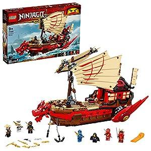 LEGO NINJAGO Destiny's Bounty 71705...