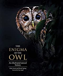 Book Cover: The Enigma of the Owl: An Illustrated Natural History