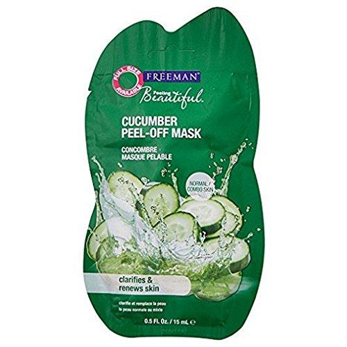 Freeman Facial Peel Mask Cucumber