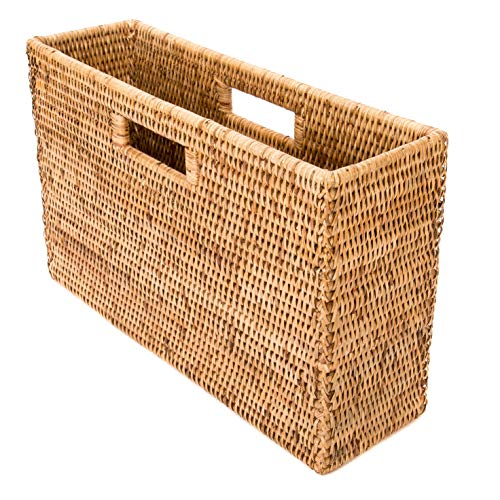 Artifacts Trading Company Artifacts Rattan Basket, Honey Brown ()