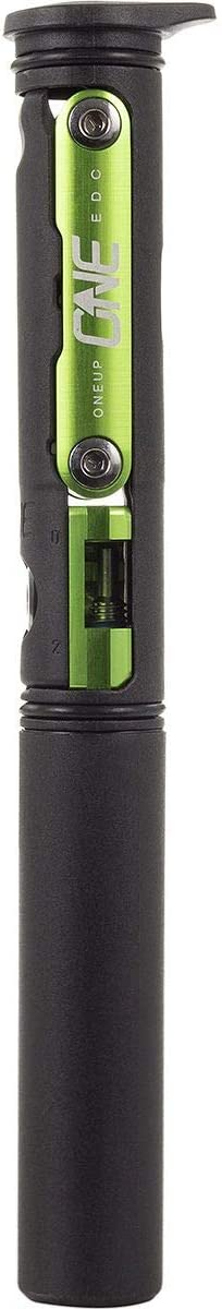 OneUp Components EDC Tool System Black/Green, One Size