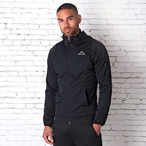 kappa-mens-aniston-mask-jacket-xl-black