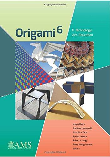 Origami 6: Technology, Art, Education pdf epub