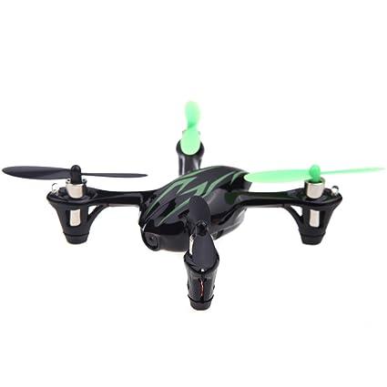 Goolsky Hubsan X4 H107C Drone con Cámara 2.4G 4CH RC RTF ...