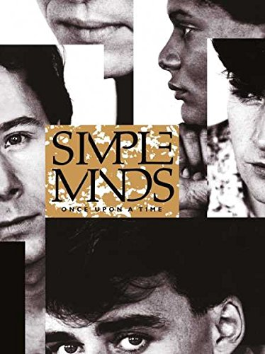 CD : Simple Minds - Once Upon a Time (2 Disc)