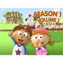 Tickety Toc Volume 1