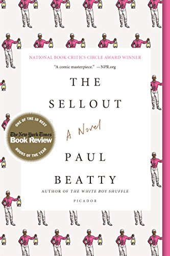 Book cover for The Sellout