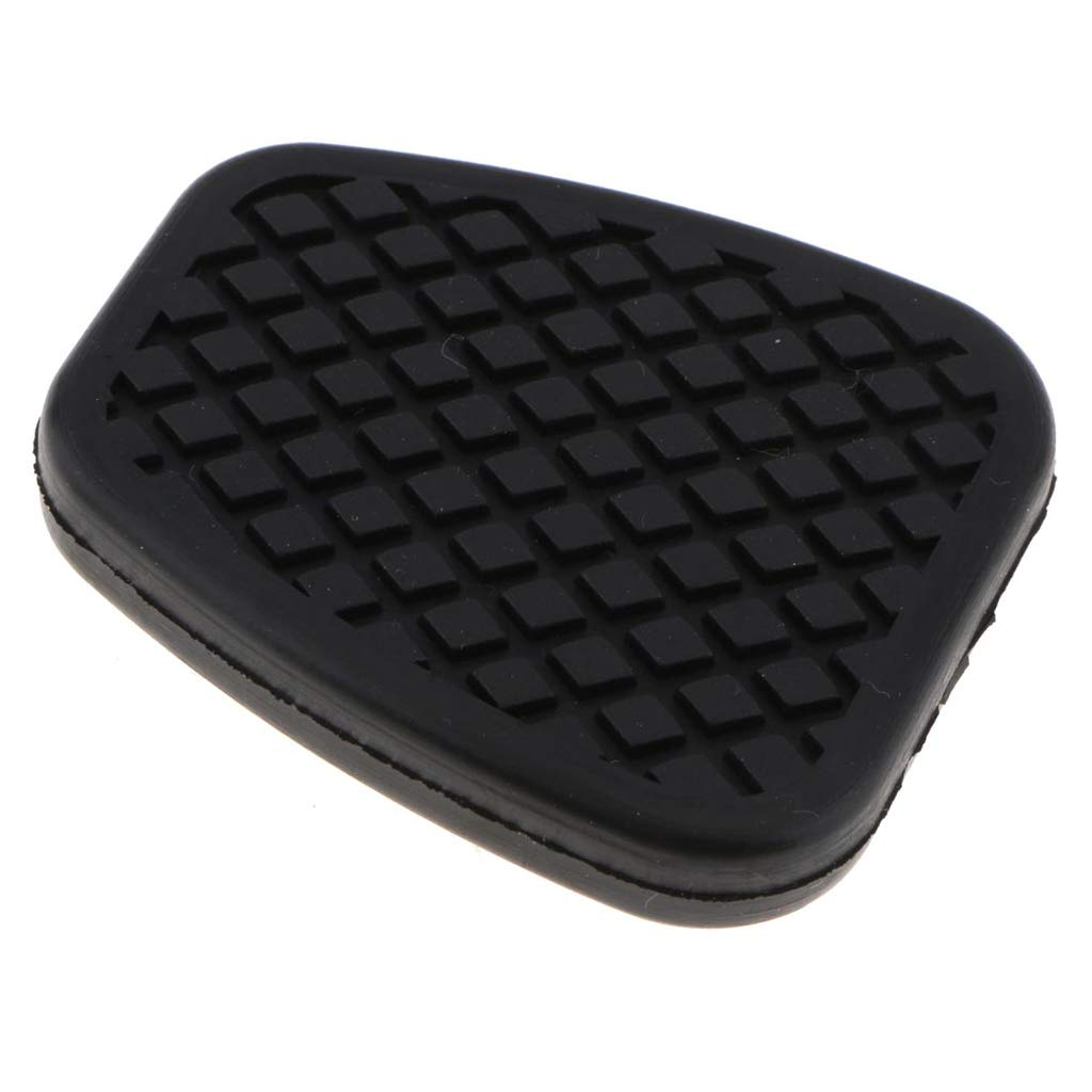 F Fityle Auto Car Brake Clutch Pedal Pad Cover
