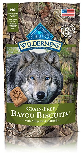 BLUE Wilderness Grain Free Biscuits Alligator product image