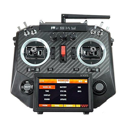 FrSky Horus X10S Radio (Carbon Fiber) w/ R9M Transmitter Module