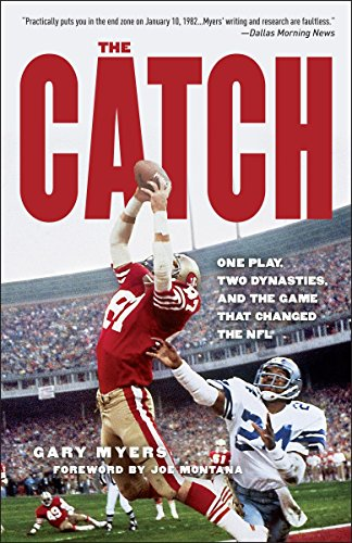 Image of The Catch: One Play, Two Dynasties, and the Game That Changed the NFL
