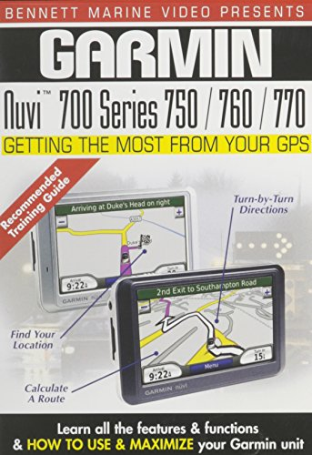 Garmin Nuvi 700 Series: 750, 760 and ()