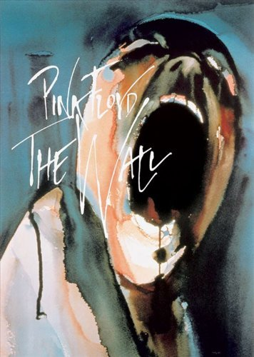 Pink Floyd Poster The Wall Screaming 24x36