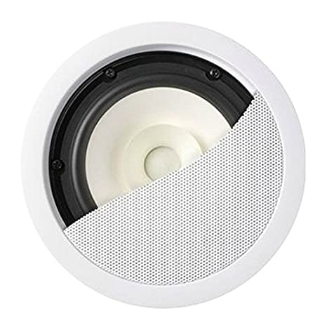 KEF Ci50R 30W Blanco altavoz - Altavoces (1.0 canales, Alámbrico, 30 W,