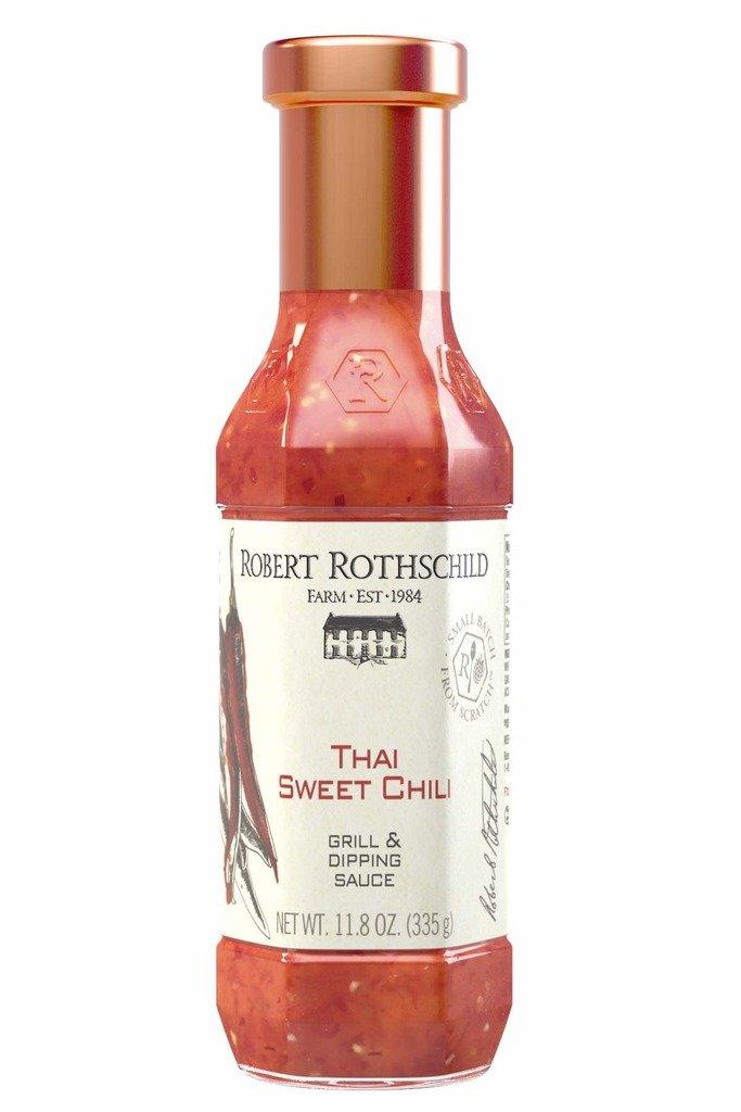 Robert Rothschild Farm Thai Sweet Chili Sauce 11.8 oz