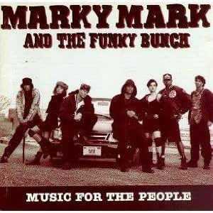 Music for the People by Marky Mark & The Funky Bunch Audio CD ...