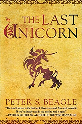 Cover for The Last Unicorn