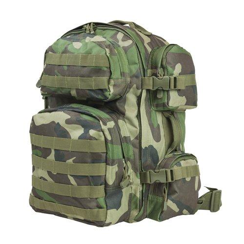 (NcSTAR NC Star CBWC2911, Tactical Backpack, Woodland Camo)