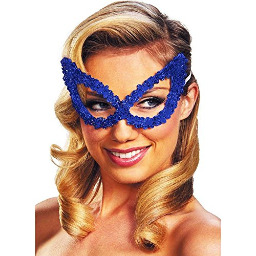 Disguise Costumes Sequin Mask Bold