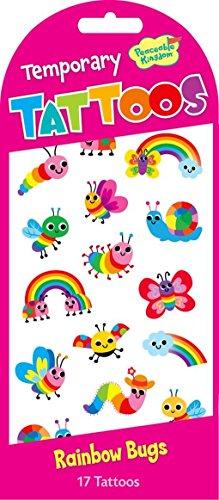 Rainbow Bug (Peaceable Kingdom Rainbow Bugs Temporary)