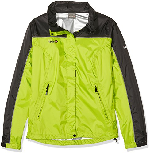 Verde Claro Mujer Para De negro Chaqueta Color Lluvia Izas Annapurna 0BaqT