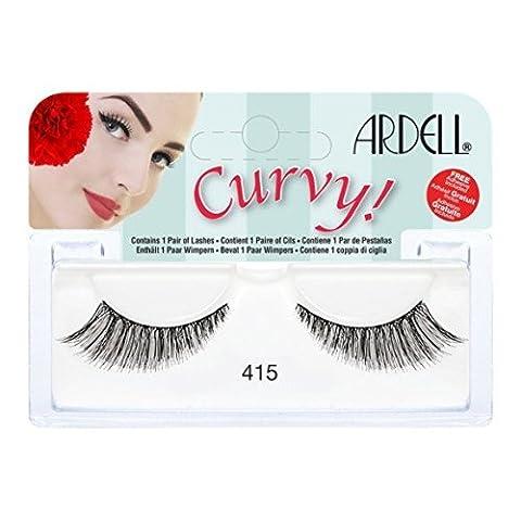 Ardell Curvy Lash-415 Black