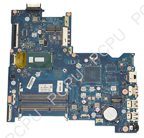 Laptop Motherboard w/ Intel i5-5200U 2.2Ghz CPU (Hp Laptop Motherboards)