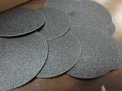 """10pc 3"""" 100grit ROLOC COOKIE DISCS SILICON CARBIDE SANDING DISC ROLL LOCK TYPE R from Neiko"""