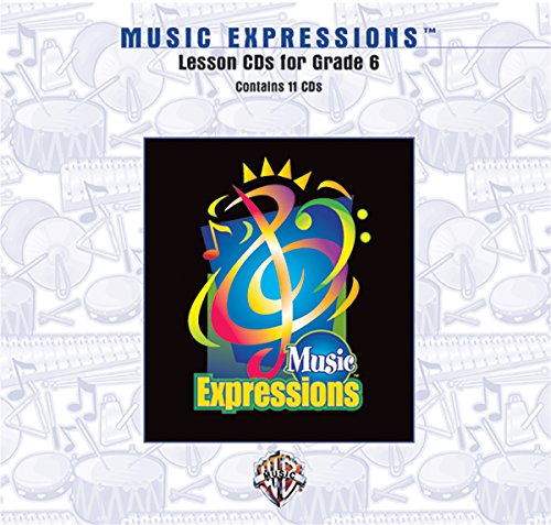 Music Expressions Grade 6 (Middle School 1): Lesson (CDs)