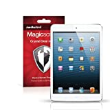 MediaDevil Apple iPad Mini 1, 2, 3 (2012, 2013, 2014) Screen Protector: Magicscreen Crystal Clear (Invisible) Edition - (2 x Protectors)