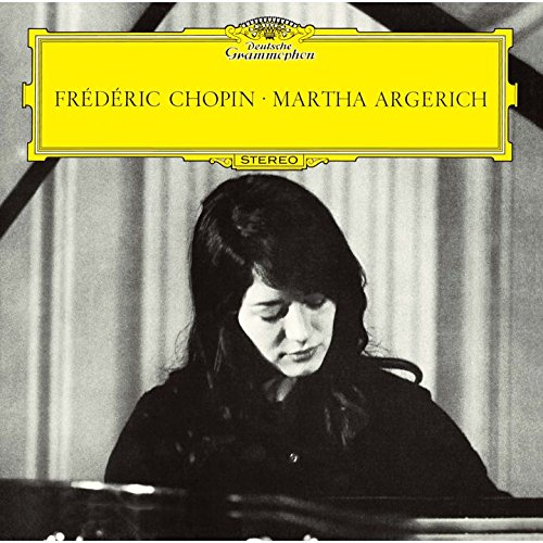 SACD : ARGERICH,MARTHA - Chopin: Piano Sonata 3 Etc (Limited Edition, Direct Stream Digital, Super-High Material CD, Japan - Import, Single Layer SACD)
