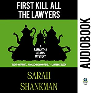 First Kill All the Lawyers Audiobook