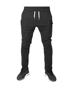 Tomatoa Herren Jogginghose Trainingshose Sporthose Jogger Pants Sweatpants Hosen Freizeithose Regular Fit Stoffhose Jogging Pants Biker Hose Trousers Pant