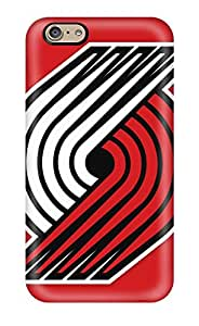 portland trail blazers nba basketball (35) NBA Sports & Colleges colorful iPhone 6 cases