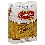 Colavita Rigatoni Pasta, 16 Ounce Bag -- 20 per case.