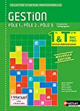 Gestion 1re/Tle Bac Pro