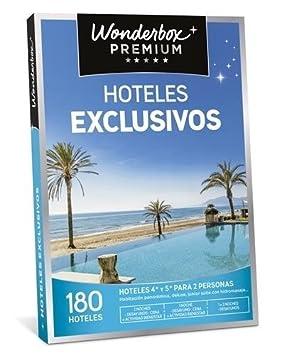 Caja regalo Estancias Hoteles Exclusivos de Wonderbox