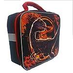 Jurassic World Lunch Bag, Black