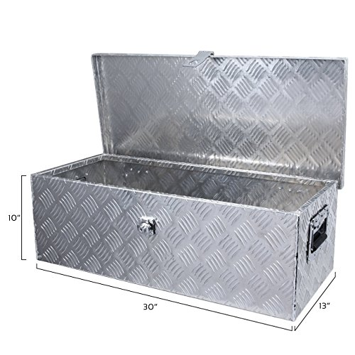 Small toolbox for truck
