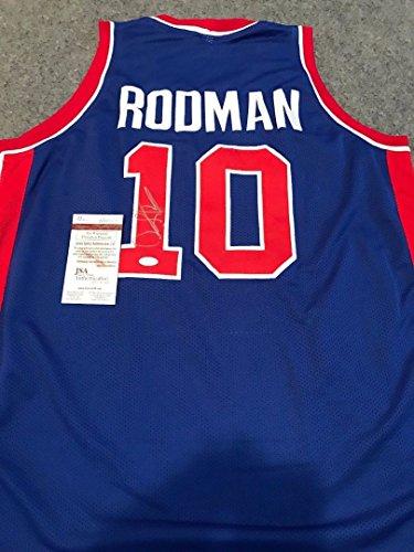 low priced 2d965 7e40a Pistons jersey rodman ☆ BEST VALUE ☆ Top Picks [Updated] + ...
