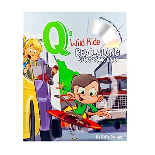 Q's Wild Ride Read-Along Storybook & CD