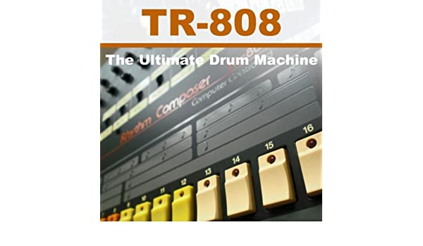 TR 808 Rimshot 1 By HQ Sampling Library On Amazon Music