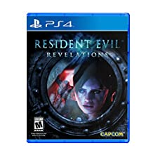 Capcom USA 91717 Resident Evil Revelations Playstation 4