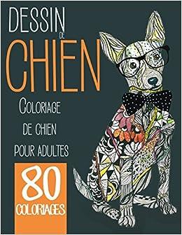 Coloriage De Chien Cocker Anglais.Amazon Fr Dessin De Chien Coloriage De Chien Pour Adultes