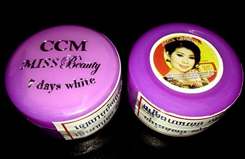 CCM Miss Beauty 7 Days White ()