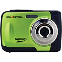 BELL+HOWELL WP10-G 12.0 Megapixel WP10 Splash Waterproof Digital Camera (Green) electronic consumer Electronics