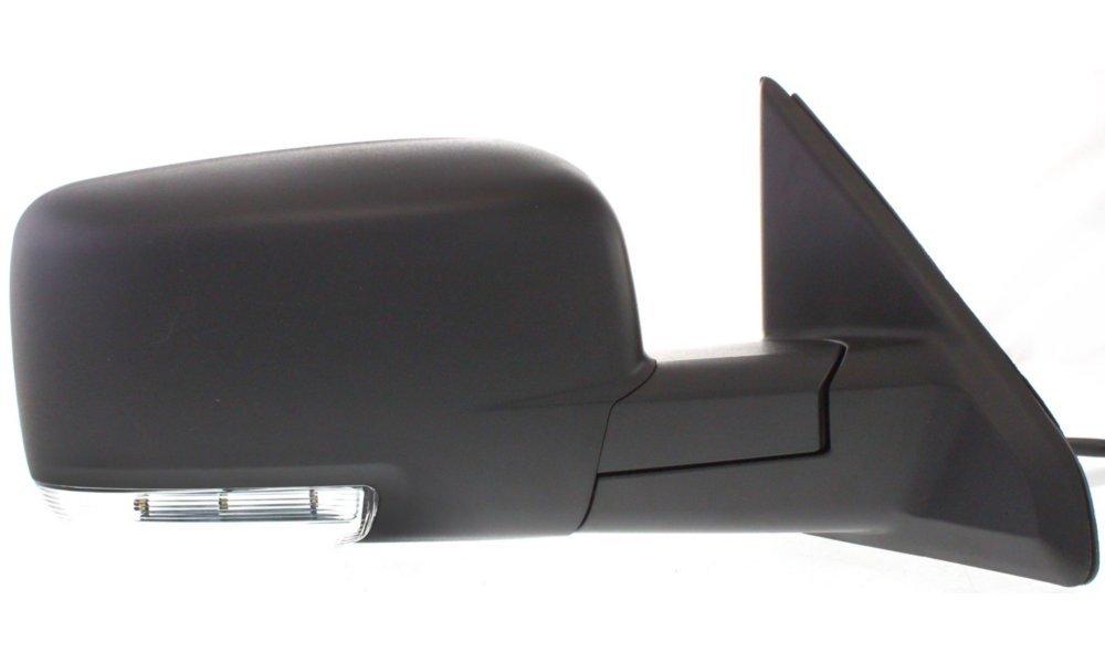 Kool Vue Power Mirror For 2011-2012 Ram 1500 2009 Dodge Ram 1500 RH Heated W/Signal Light