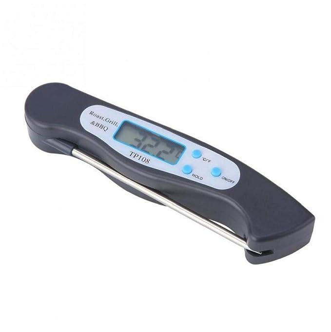 Compra Aceite de Agua Plegable Plegable Digital Termómetro Horno ...
